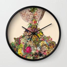 Thanks for the Brainwash Wall Clock