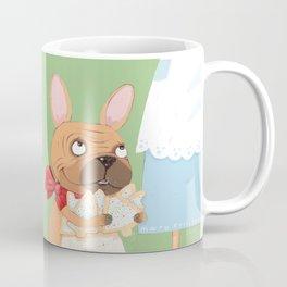 Petite Porcelet Coffee Mug