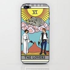 The Lovers - Tarot Card iPhone & iPod Skin