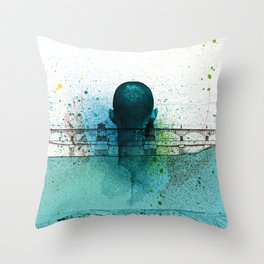 Mythologie Throw Pillow