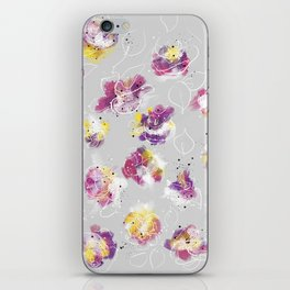 Explosive beauty iPhone Skin