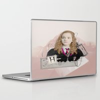 hermione Laptop & iPad Skins featuring Hermione Granger - The Brightest Witch of Her Age! by The BMB