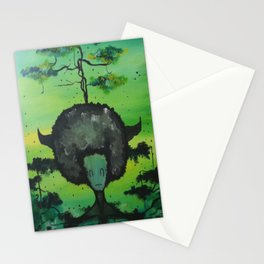 Gaia's Meliae Stationery Cards