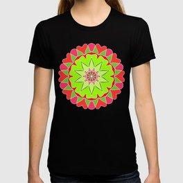 Elegant mandala T-shirt