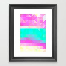 Pink Natures Framed Art Print