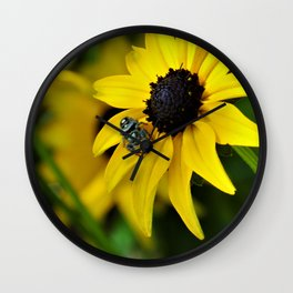 Little Sunshine Wall Clock