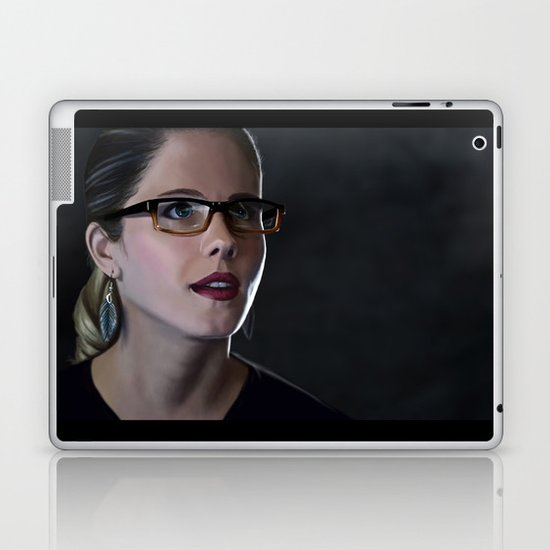 Felicity Smoak - Arrow Laptop & iPad Skin