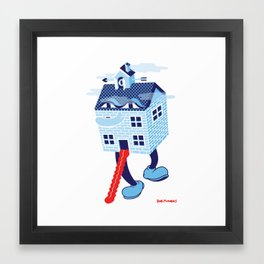 Treasure House Framed Art Print