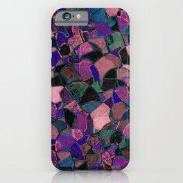 Meeting Hundertwasser iPhone Case