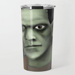 Frankenstein Travel Mug