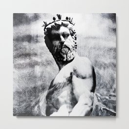 In the Wake of Poseidon Metal Print