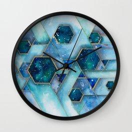 :: The Pleiades :: Wall Clock