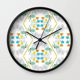 Packman Wall Clock