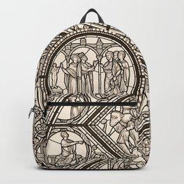 Monographie de la Cathédrale de Chartres, Paris 1867 Backpack