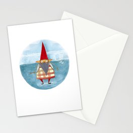 Norman the Nisse Stationery Cards