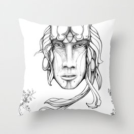 Sieldonja Re:Merging Throw Pillow