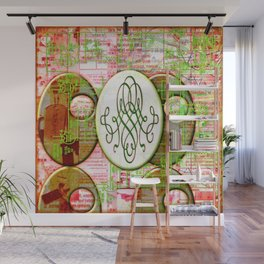 Alice (#TheAccessoriesSeries) Wall Mural