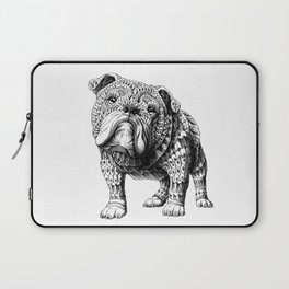 English Bulldog Laptop Sleeve