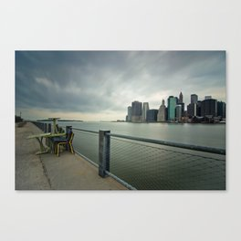 Chairman of New York Canvas Print