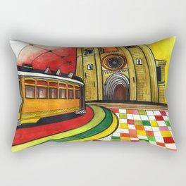 Lisbon 28 Rectangular Pillow