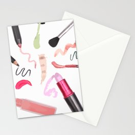 Cosmetic Stationery Cards