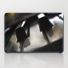 off key. iPad Case