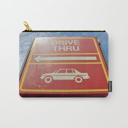 Drive Thru Carry-All Pouch
