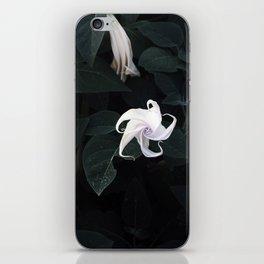 MOONFLOWER iPhone Skin