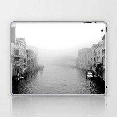 Fog in Venice Laptop & iPad Skin