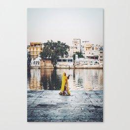 Udaipur Canvas Print