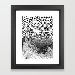 The Morning Framed Art Print