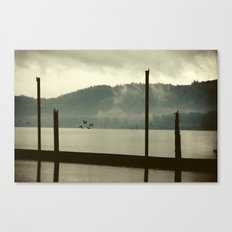 Abscond Canvas Print