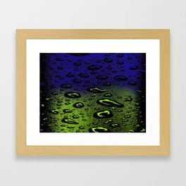 Night And Day Dew Framed Art Print