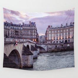 Le Pont Royal, Paris. Wall Tapestry