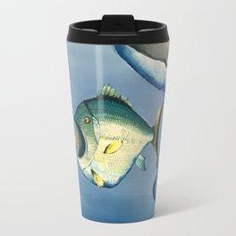 Fish Bait Travel Mug