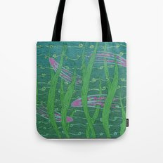 String Theory Incident Tote Bag