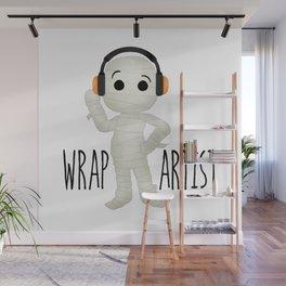 Wrap Artist   Mummy Wall Mural