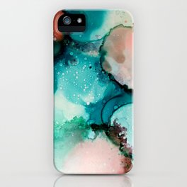 Ink painting iPhone Case
