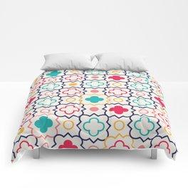 Cute Eastern Pattern Comforters