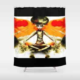 Hippie Hipster Shower Curtain