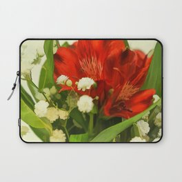 Modified - Still life with flowers Laptop Sleeve