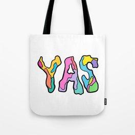 YAS Tote Bag