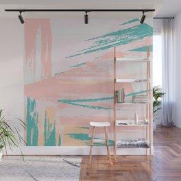 Pastel art Wall Mural