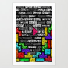 Think Different Art Print