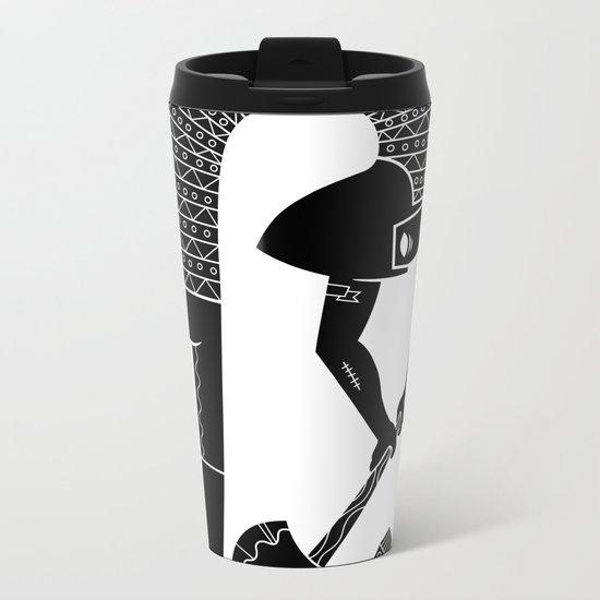 logger Metal Travel Mug