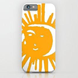 Native American Sun iPhone Case