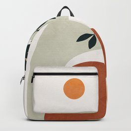 Soft Shapes I Backpack