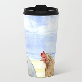 chickens Travel Mug