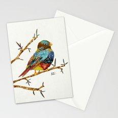 Twilight Bird Stationery Cards