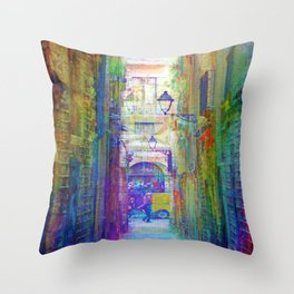 20180204 Throw Pillow